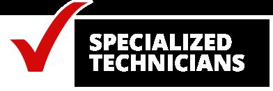specialized technicians icon